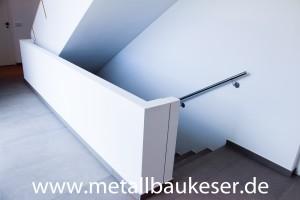 metallbau keser handlauf