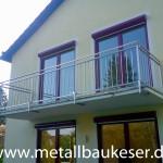 metallbau keser balkon