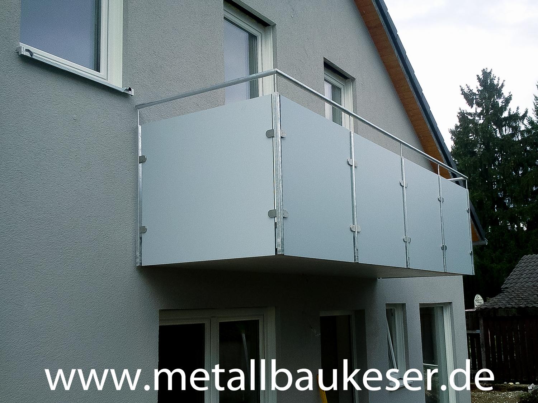 Balkon Metallbau Keser